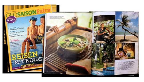 GEO Saison Magazine